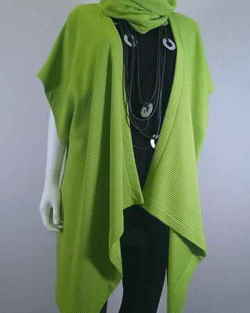 SANI _ Mode für Große Mädchen Joy Weste Damenmode Übergröße