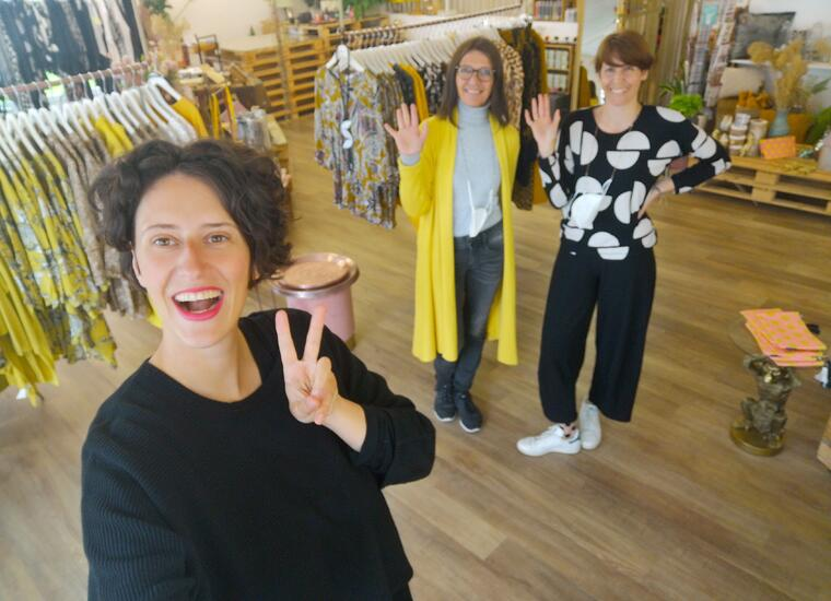 Sani Designstudio Öffnung Corona Einzelhandel Rebecca Sigl