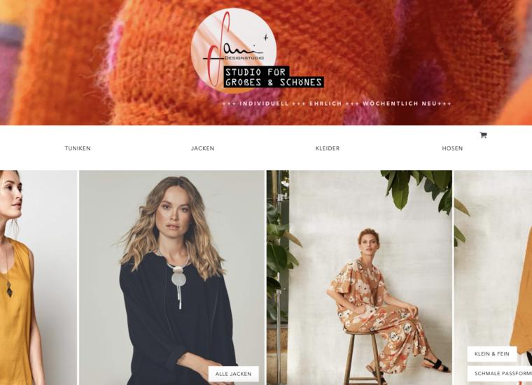 Sani Designstudio Onlineshop